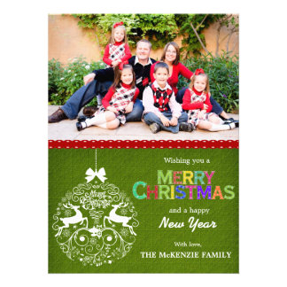 Christmas Greetings Invites