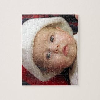 Christmas greetings jigsaw puzzle