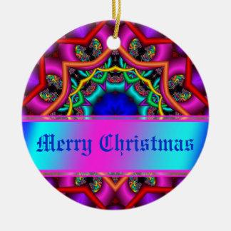 Christmas Greetings Personalised Gift Christmas Tree Ornaments