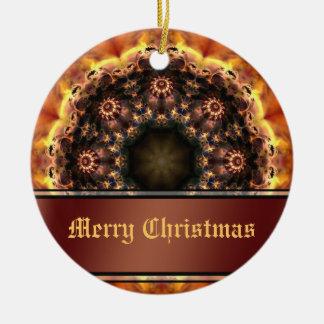 Christmas Greetings Personalised Gift Christmas Ornament
