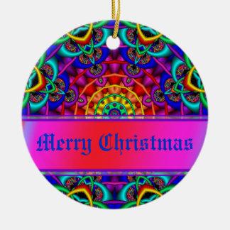 Christmas Greetings Personalised Gift Christmas Ornaments
