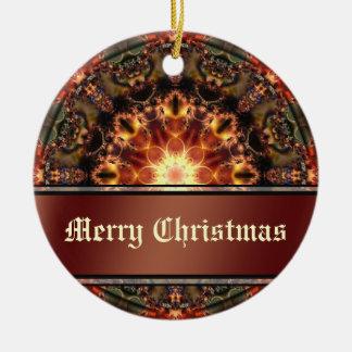 Christmas Greetings Personalised Gift Christmas Tree Ornament