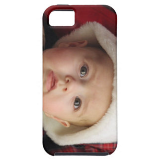 Christmas greetings tough iPhone 5 case