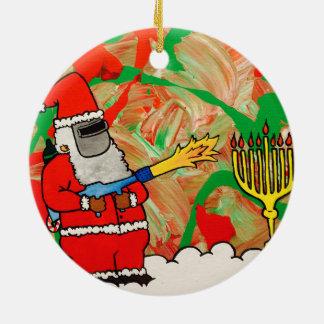 Christmas Hanukkah Ornament