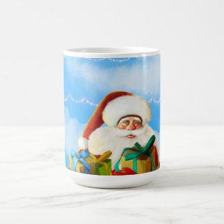 Christmas happy Santa Mug