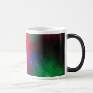 Christmas Haze Morphing Mug