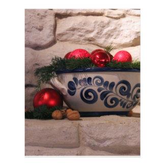 Christmas Hearth Custom Flyer
