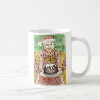 Christmas Henry Coffee Mug