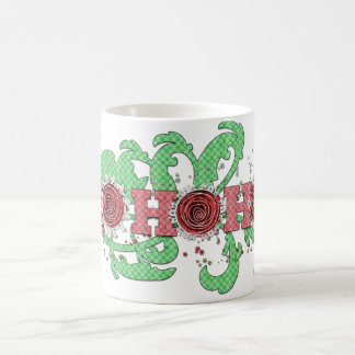 "Christmas ""Ho Ho Ho"" Coffee Mug"