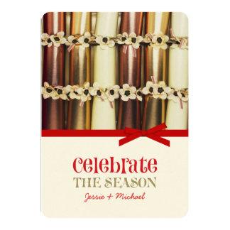 Christmas Holiday Cards 13 Cm X 18 Cm Invitation Card