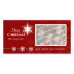 Christmas Holiday Customised Photo Cards