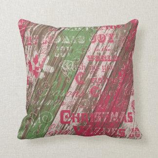 Christmas Holiday Decorative Throw Pillow