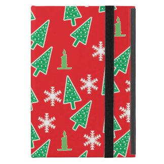 Christmas Holiday iPad Mini Cover