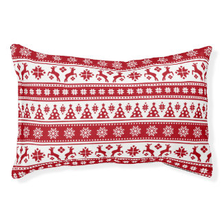 Christmas Holiday Nordic Pattern Cozy