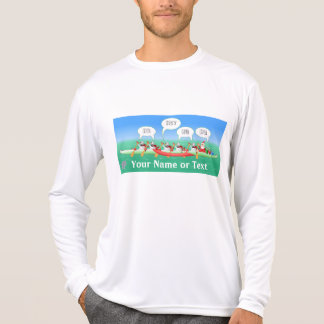 Christmas Holiday Paddle T-Shirt