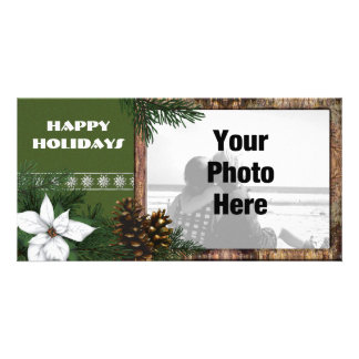 Christmas Holiday Photo Greeting Cards