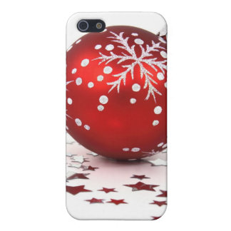 Christmas Holiday Stars Cover For iPhone 5/5S