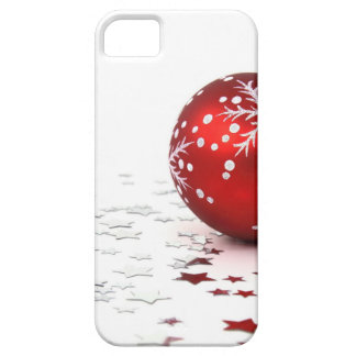 Christmas Holiday Stars iPhone 5 Case