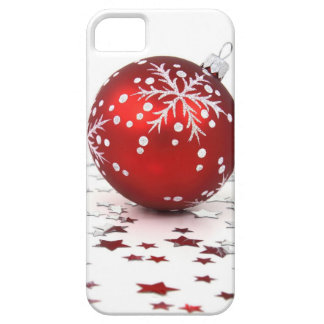 Christmas Holiday Stars iPhone 5 Cases