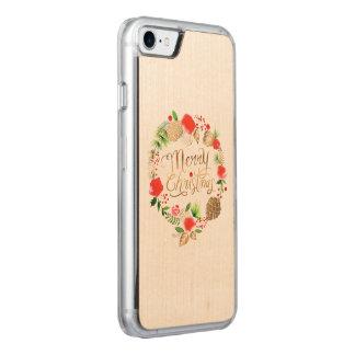 Christmas, Holidays, Decorations, Celebration Carved iPhone 8/7 Case