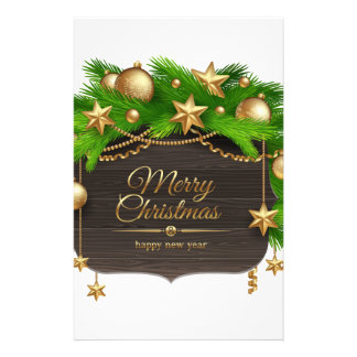 Christmas, Holidays, Decorations, Celebration Stationery