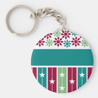 Christmas / Holidays key chain, customize