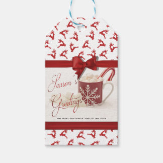 Christmas Holidys, Best Time of the Year Gift Tags