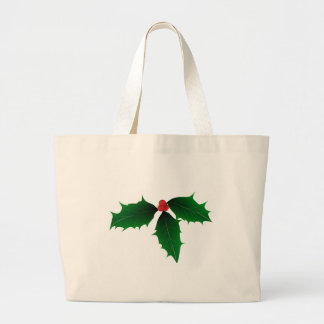 Christmas Holly Bags