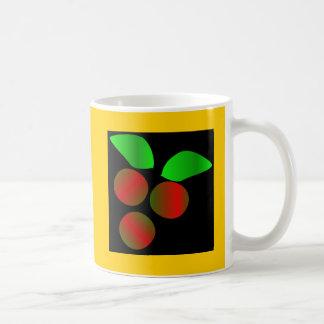 Christmas Holly IV Classic White Coffee Mug
