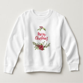 Christmas | Holly & Pines Festive Quote Sweatshirt