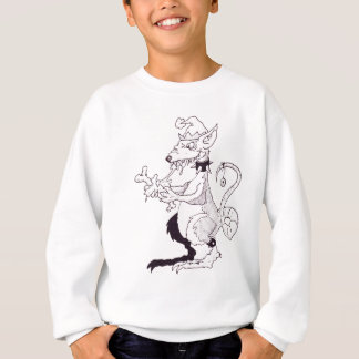 Christmas Horror Rat Sweatshirt