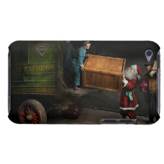 Christmas - How Santa ruined Christmas 1924 Barely There iPod Cases
