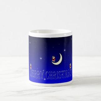 Christmas image on cup