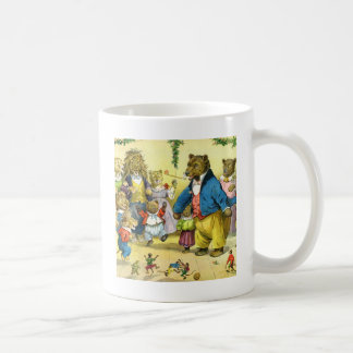Christmas In Animal Land Coffee Mug