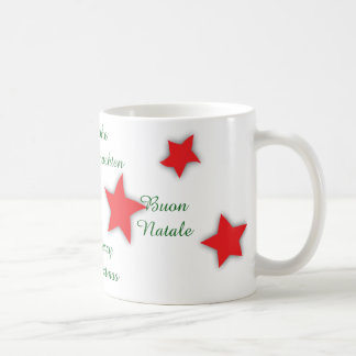 Christmas in Any Language Mugs