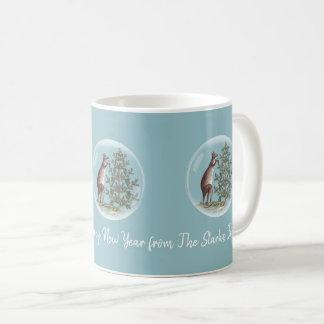 Christmas in Australia Coffee Mug