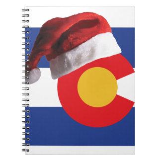Christmas in Colorado Notebooks