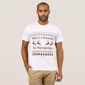 CHRISTMAS IN DECEMBER T-Shirt