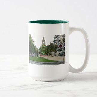 Christmas in Melbourne Coffee Mug
