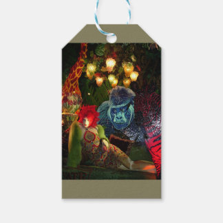 Christmas in New York Gift Tags