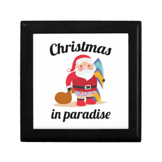 Christmas In Paradise Gift Box