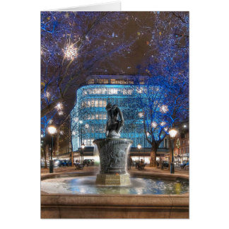 Christmas in Sloane Square Card