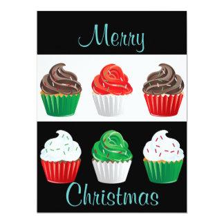 "Christmas Invitation Design 6.5"" X 8.75"" Invitation Card"