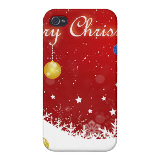 Christmas iPhone 4/4S Cover