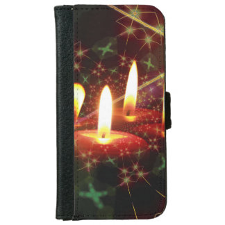 Christmas iPhone 6 Wallet Case