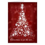 Christmas is in the air... card