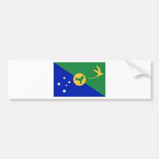 Christmas Island (Australia) Flag Bumper Stickers