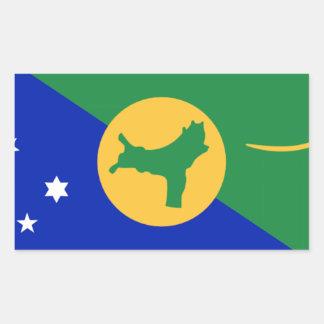 Christmas Island (Australia) Flag Sticker