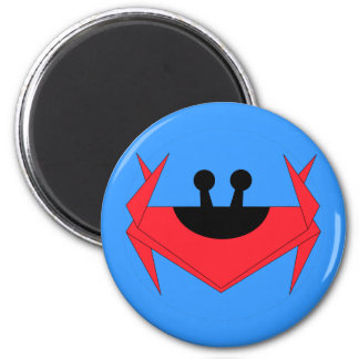 Christmas Island crab blue Magnets