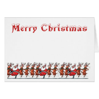 Christmas Jig Card